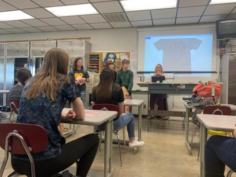 Tribe Art Club discusses upcoming plans at first meeting on Sept. 10