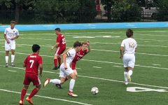 The boys soccer team kicked off their season with a win against Wichita Independent on Aug. 30.