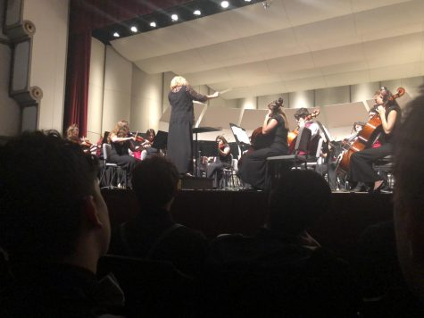 Music Department raises $500 during second annual Fall Benefit Concert