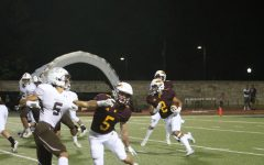 Football Falls to Garden City