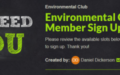 Environmental Club hosts first meeting
