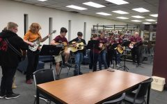 Guitar Club hosts concert in library on Dec. 6