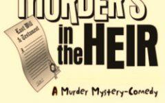 Cast list for 'Murder's in the Heir' announced