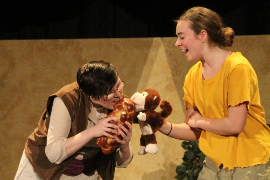 'Twisted: the Untold Story of a Royal Vizier' to be performed Jan. 16-18