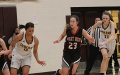 Girls basketball adds two losses and a win to their record