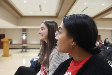 Journalism team competes at Kansas Scholastic Press Association regional contest