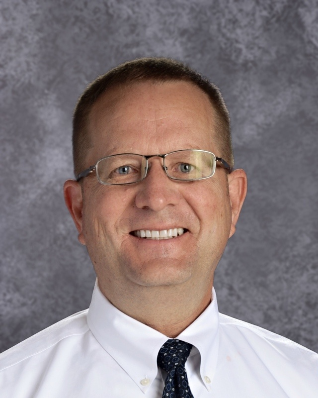 "Principal Martin Straub was awarded Northwest Kansas KMEA Administrator of the Year for ""showing special support for the arts as an indispensable part of the school curriculum,"" as the award's qualifications include."