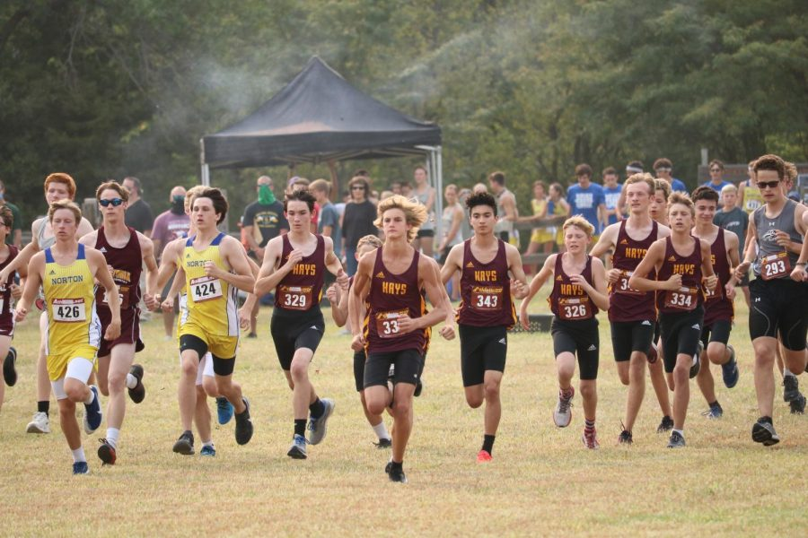 Cross country has had four meets. The next meet will be in Junction City.
