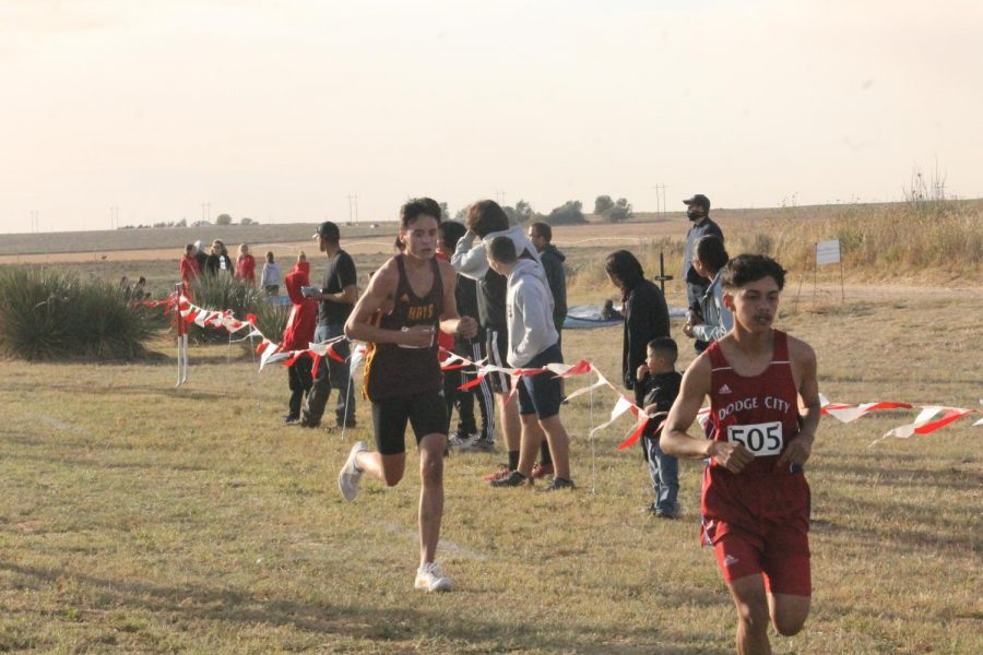 Cross+country+competed+at+the+Western+Athletic+Conference+%28WAC%29+meet+at+Liberal+on+Oct.+15.+