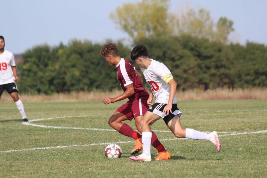 Soccer falls to Classical School of Wichita