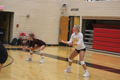 Volleyball went to sub State on Oct. 24 at Great Bend.