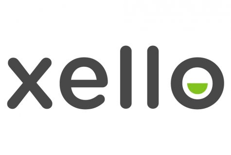The logo for the company Xello.