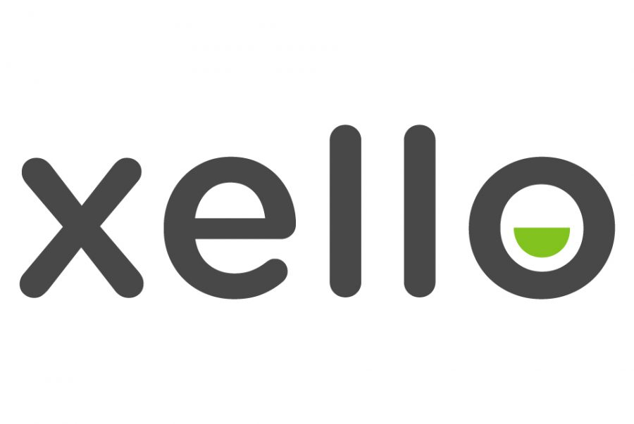 The logo for the company Xello.
