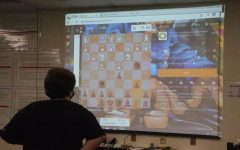 Most of the Chess Club's participants have adjusted to this year's virtual competitions, but Holder understands the perspectives of the struggling students.