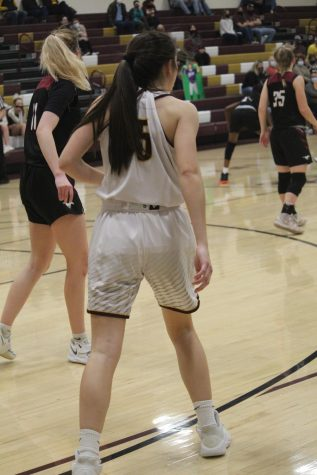 Lady Indians add a win to their record with win at Scott City