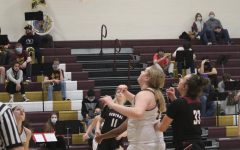 Lady Indians fall to Great Bend on Senior Night