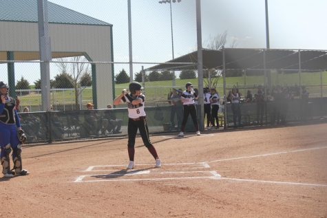 Lady Indians fall to Dodge City in final two games of three game series