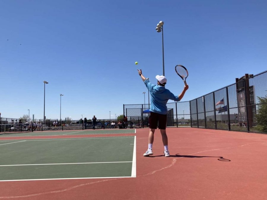 On April 28, the Boys Varsity team faced tough competition in Abilene.