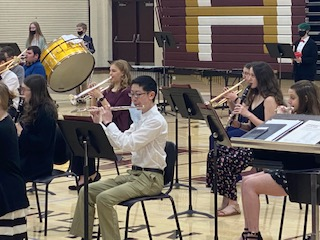 Hays high band to hold its final concert of the year on May 18