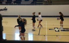 Hays volleyball finishes their season with improved record